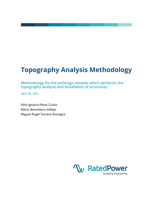 Topography Analysis Methodology